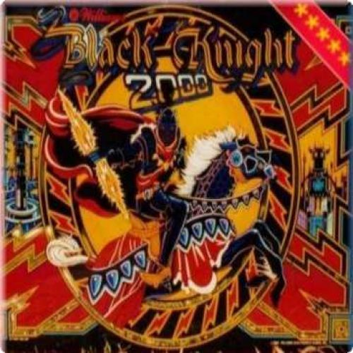 Black Knight-2000 - Serviceunterlagen
