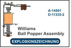 Bally Williams Ball Popper