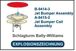Bally Williams Schlagturm